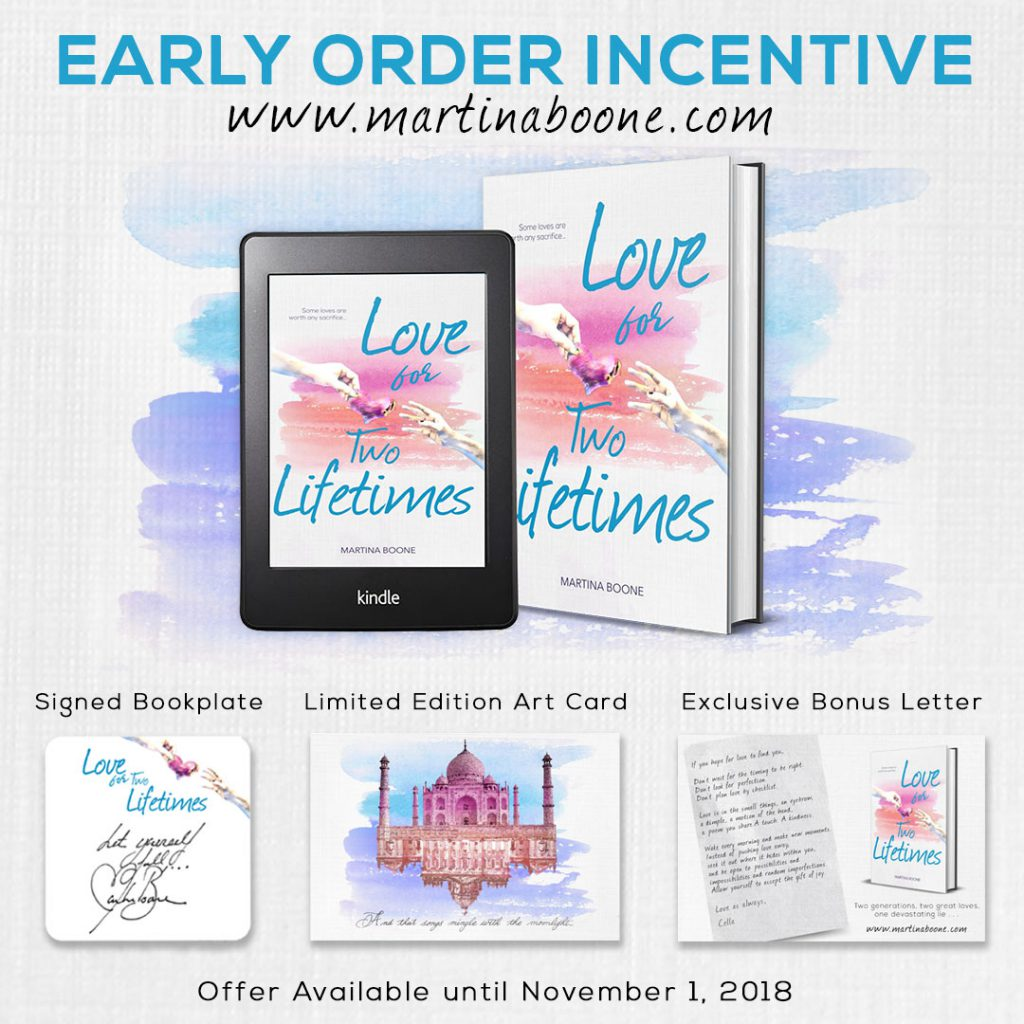 Click here to learn about special early order incentives